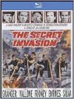 The Secret Invasion (Blu-ray Disc) 1964