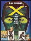 X: The Man with X-Ray Eyes (DVD) 1963