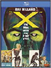 X: The Man with X-Ray Eyes (Blu-ray Disc) 1963