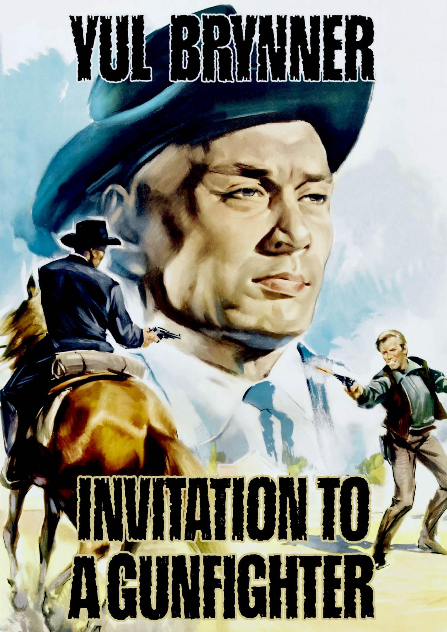 Invitation To A Gunfighter [dvd] [1964] 27412247