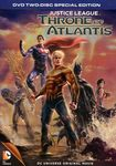 Justice League: Throne Of Atlantis [2 Discs] (dvd) 27417146