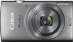 Canon - PowerShot ELPH 160 20.0-Megapixel Digital Camera - Silver