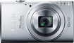Canon - PowerShot ELPH 170 IS 20.0-Megapixel Digital Camera - Silver