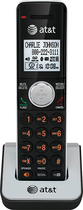 AT&T - DECT 6.0 Cordless Expansion Handset for Select AT&T Expandable Phone Systems - Black