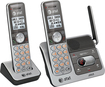 AT&T - CL82201 DECT 6.0 Expandable Cordless Phone System with Digital Answering Machine - Gray