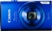 Canon - PowerShot ELPH 170 IS 20.0-Megapixel Digital Camera - Blue
