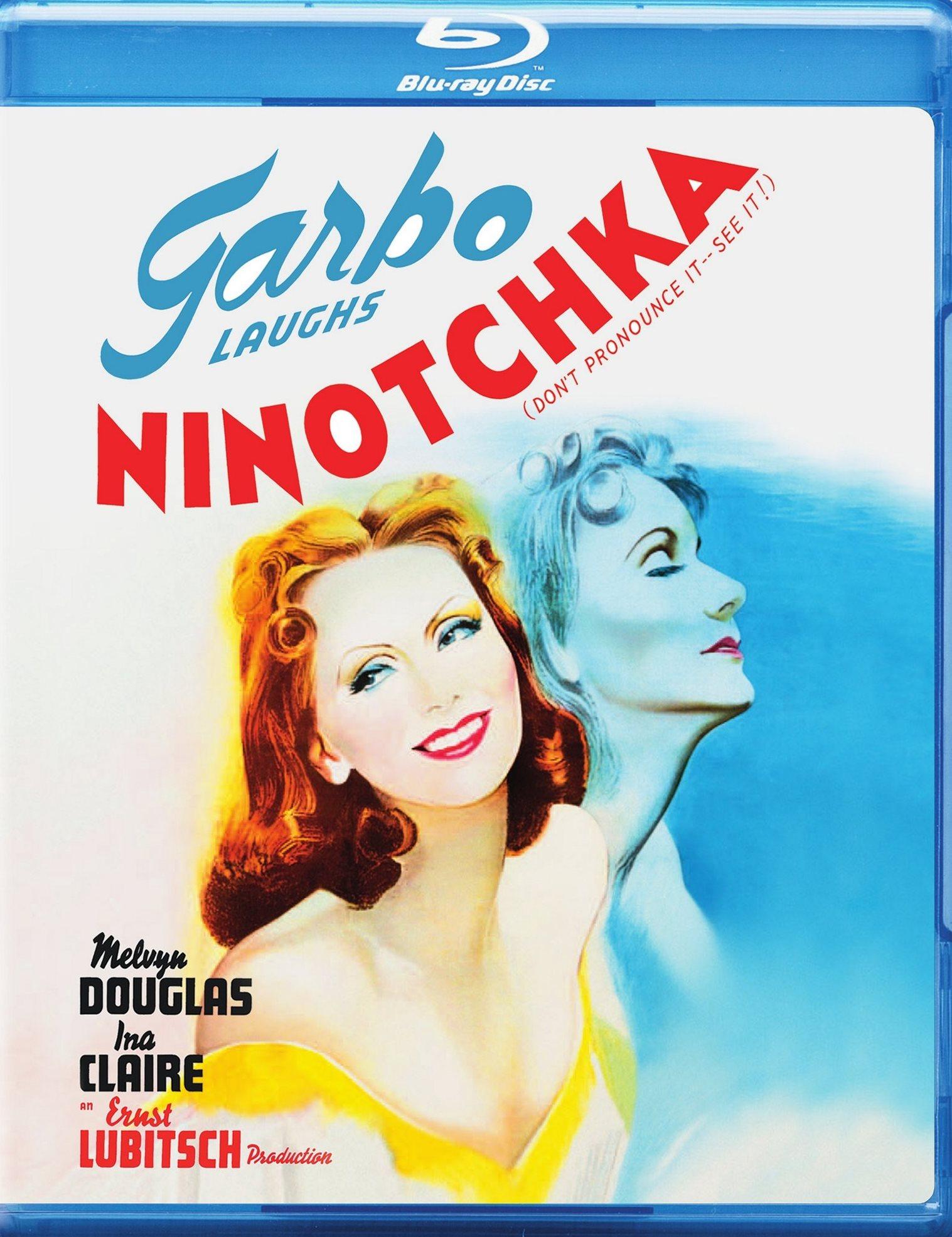 Ninotchka [blu-ray] 27462356