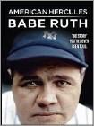 American Hercules: Babe Ruth (DVD) 2015