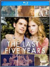 The Last Five Years (Blu-ray Disc) 2014