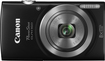 Canon - PowerShot ELPH 160 20.0-Megapixel Digital Camera - Black