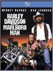 Harley Davidson and the Marlboro Man (Blu-ray Disc) 1991