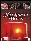 Hill Street Blues: Season Five [5 Discs] (DVD) (Boxed Set)