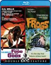 The Food Of The Gods/frogs [blu-ray] 27506509