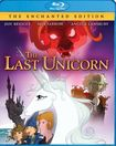 The Last Unicorn [2 Discs] [the Enchanted Edition] [blu-ray/dvd] 27506981