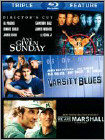 Football: Triple Feature (blu-ray Disc) (3 Disc) (boxed Set) 2750889