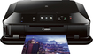 Canon - PIXMA MG7120 Network-Ready Wireless All-In-One Printer - Black