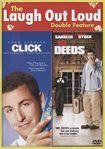 Click/mr. Deeds [2 Discs] (dvd) 27517172