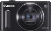 Canon - Powershot Sx610 Hs 20.2-megapixel Digital Camera - Black