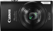 Canon - PowerShot ELPH 170 IS 20.0-Megapixel Digital Camera - Black