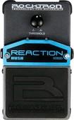 Rocktron - Reaction HUSH Noise Reduction Pedal for Electric Guitar - Black/Blue