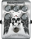 Rocktron - Third Angel Distortion Effect Pedal For Electric Guitar - Silver 2760918