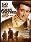 John Wayne & The Western Trios: 50 Movie Roundup (DVD)