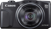 Canon - PowerShot SX710 HS 20.3-Megapixel Digital Camera - Black