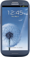 Zact Mobile - Samsung Galaxy S III 4G No-Contract Cell Phone - Pebble Blue