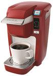 Keurig - Mini Plus Single-Serve Brewer - Red