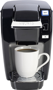 Keurig - MINI Plus Brewing System - Black