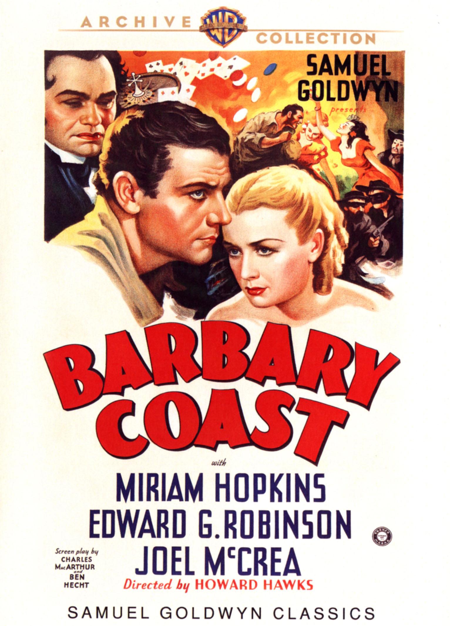 The Barbary Coast (dvd) 27666456
