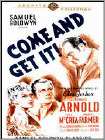 Come and Get It (DVD) 1936