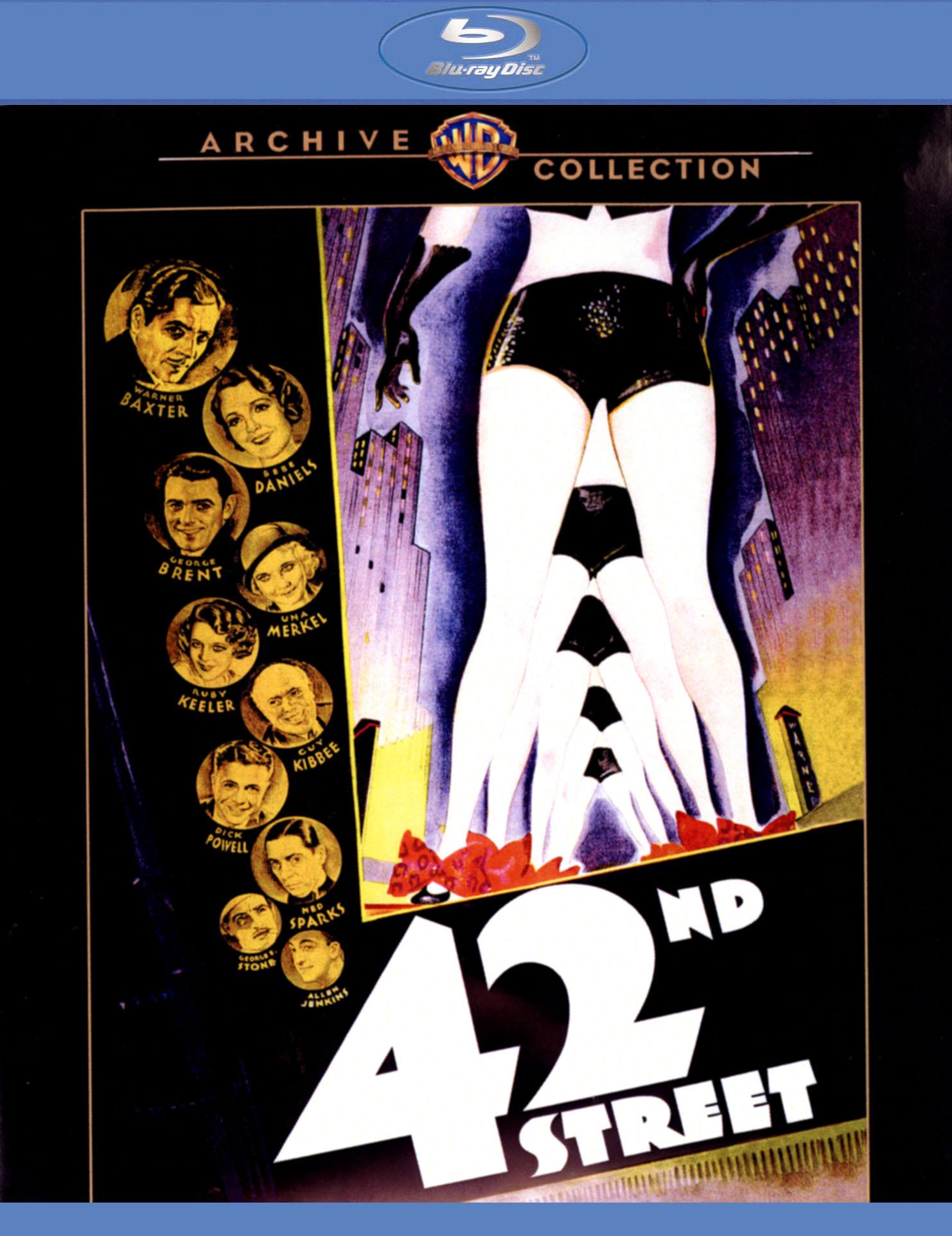42nd Street [blu-ray] 27666572