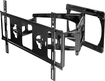 "Peerless - Articulating Wall Arm for Most 42"" - 65"" Ultrathin TVs - Extends 23-1/2"" - Gloss Black"