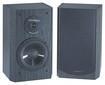 "BIC America - 6-1/2"" 2-Way Bookshelf Speakers (Pair) - Black"