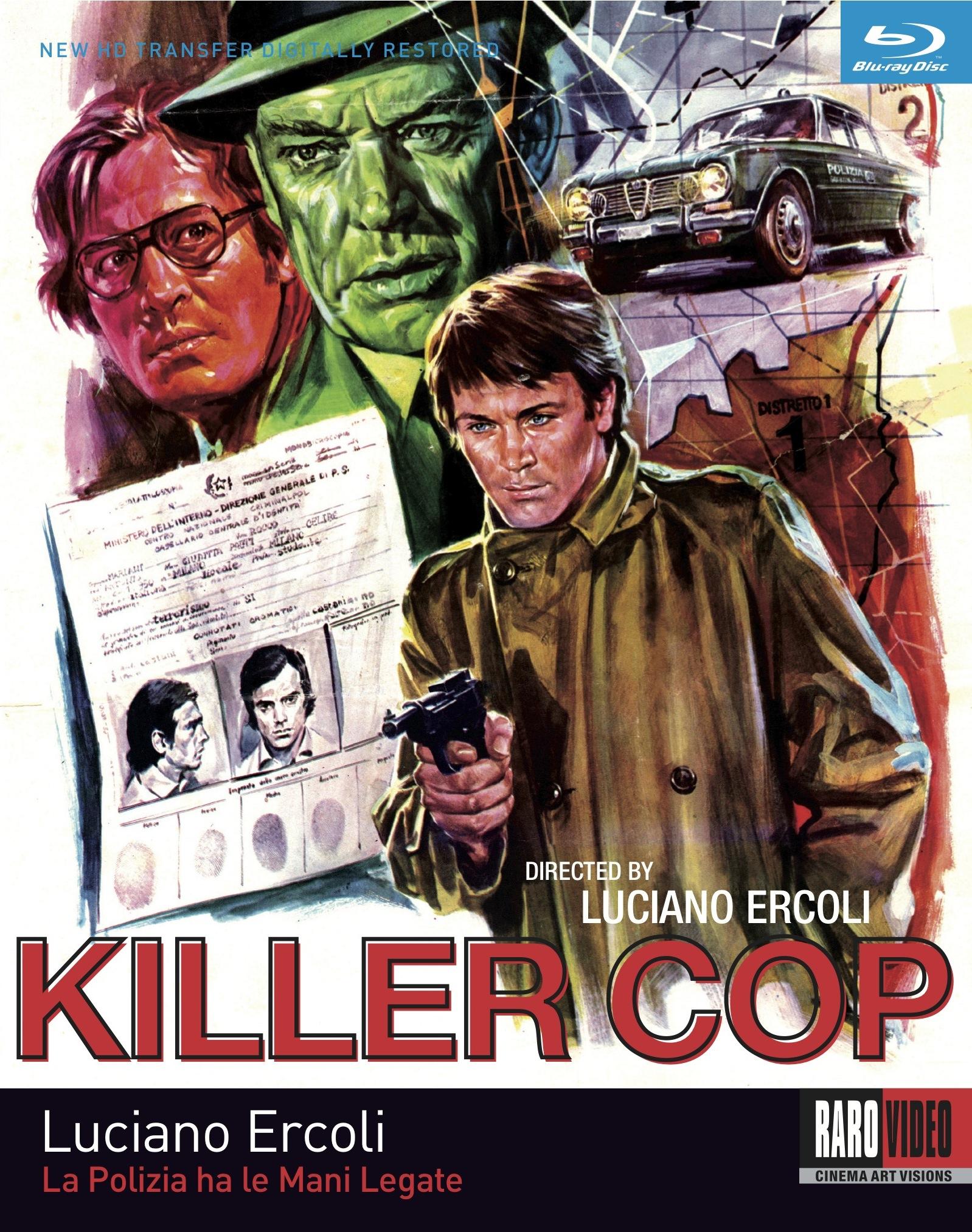 Killer Cop [blu-ray] [1976] 27712349