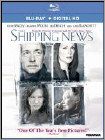 The Shipping News (Blu-ray Disc) 2001