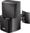 Bose® - UB-20 Wall/Ceiling Bracket - Black - Black