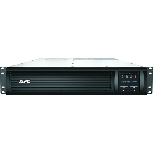 APC - Smart-UPS 3000VA Rack-mountable UPS - Black
