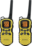 Motorola - Talkabout 35-Mile, 2-Way Radio (Pair) - Yellow
