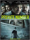 Private Number (DVD) 2014