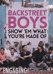 Backstreet Boys: Show 'em What You're Made Of (dvd) 27829723