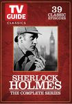 Tv Guide Classics: Sherlock Holmes - The Complete Series [3 Discs] (dvd) 27920585