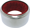Epicureanist - Drip-Stop Ring - Silver