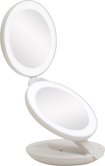 Zadro - Next Generation LED-Lighted Travel Mirrors - White