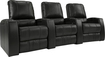 TheaterSeatStore - Magnolia 3-Seat Straight Leather Home Theater Seating