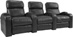 TheaterSeatStore - Headliner 3-Seat Straight Leather Home Theater Seating