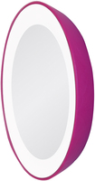 Zadro - LED-Lighted Mirror - Silver