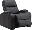 Octane Seating - Headliner Recliner - Black