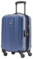 "Samsonite - Fiero 20"" Expandable Spinner Luggage - Blue"